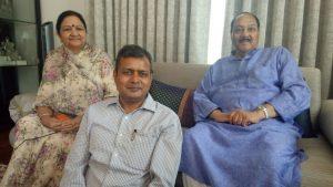 Mata Mangla Ji & Bhole Ji Maharaj
