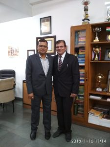 Director AMITY Business School -- Dr. Sanjeev Kr Bansal